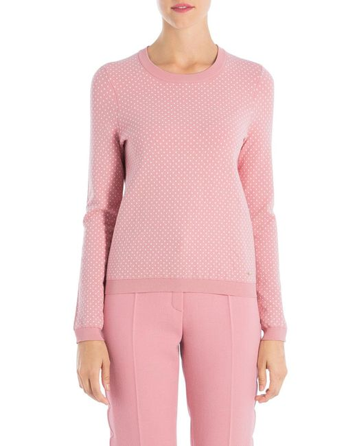 ESCADA | Pink Pullovers Spuntilla | Lyst