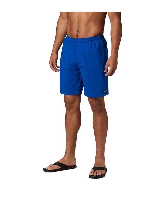 Short Roatan Drifter Water Columbia de hombre de color Blue