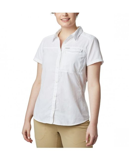 Camisa Silver Ridge 2.0 Columbia de color Metallic