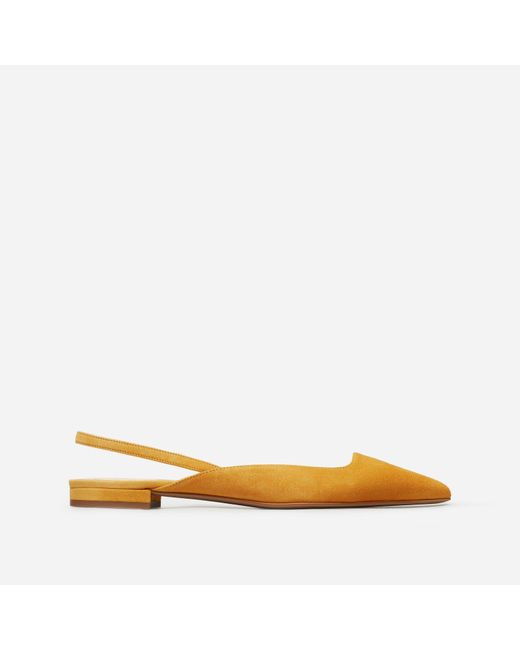 Everlane Multicolor The Editor Slingback