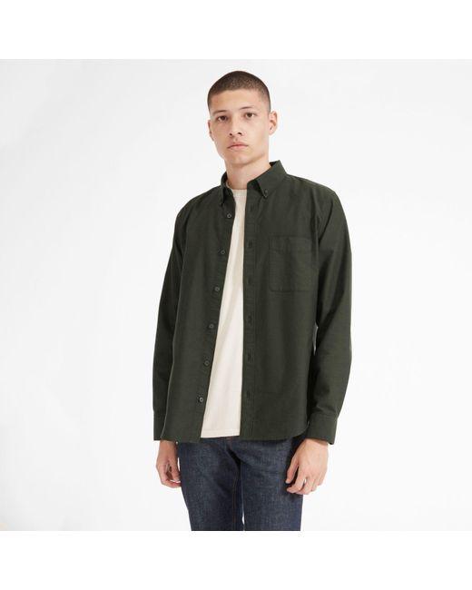 Everlane - Green The Japanese Slim Fit Oxford for Men - Lyst
