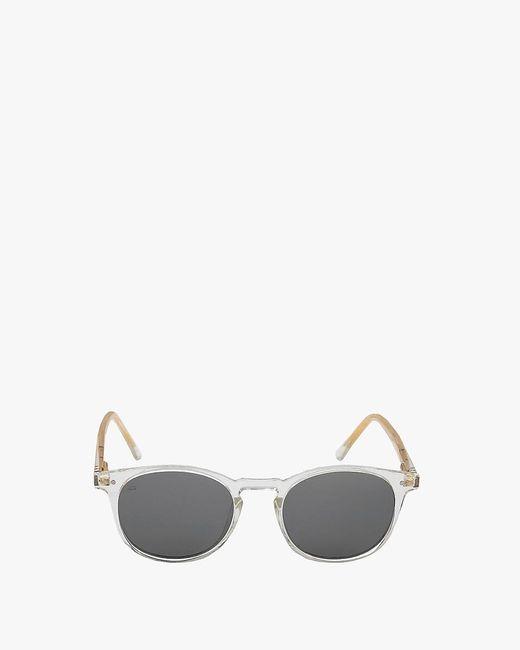 Express Gray Privé Revaux The Maestro Sunglasses
