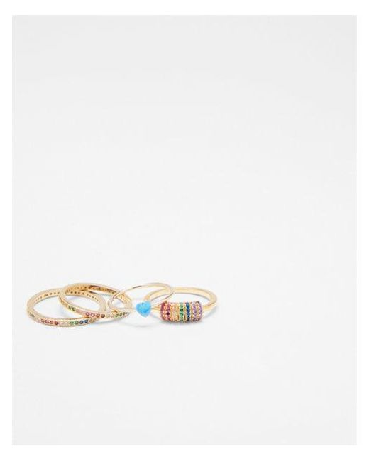 Express   Multicolor Set Of Four   Lyst