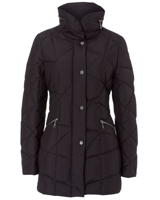 Basler | Black Padded Short Coat | Lyst