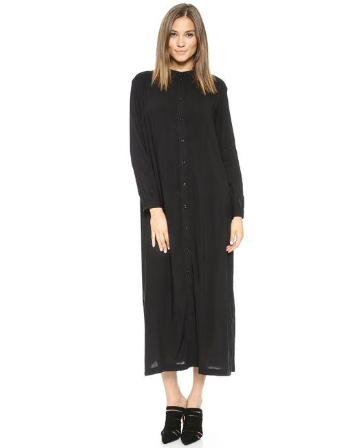 Rodebjer | Black Art Shirtdress | Lyst