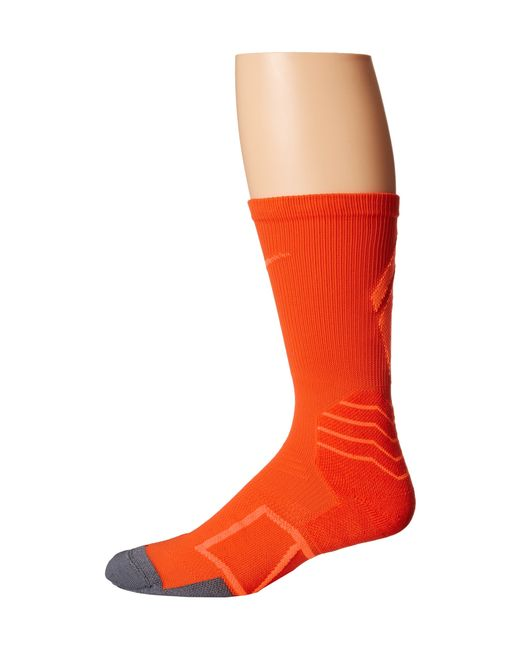 Nike | Orange Elite Baseball Crew Sock | Lyst