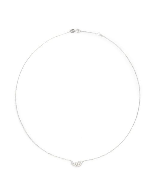 Bao Bao Wan | Metallic 'little Pea' 18k Gold Diamond Pearl Necklace | Lyst