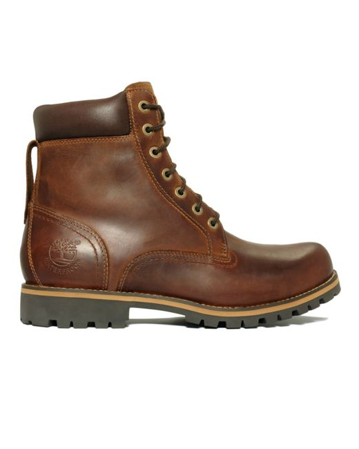 timberland mens earthkeepers rugged waterproof boots in