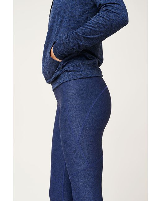 Outdoor Voices | Blue 3/4 Warmup Legging | Lyst