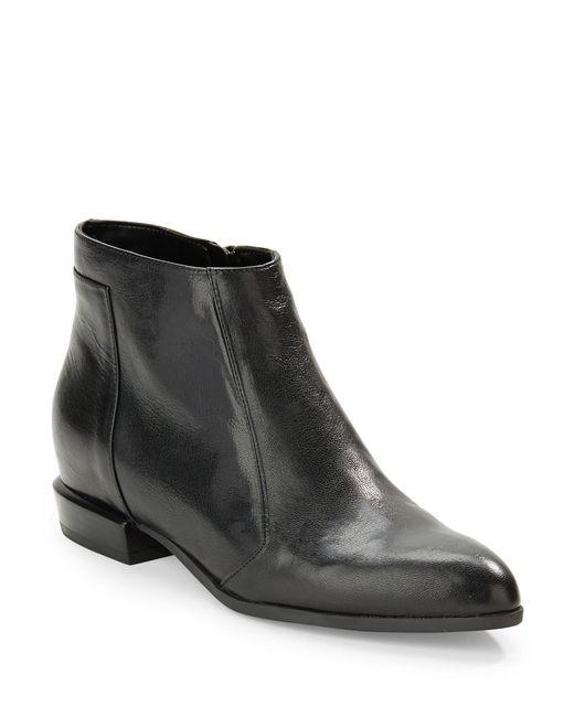 nine west dopler ankle boots in multicolor black save