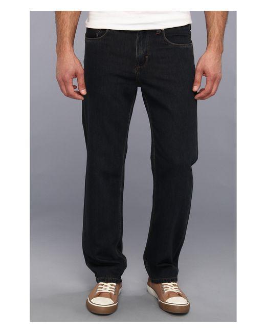 Tommy Bahama Coastal Island Standard Jean In Black For Men