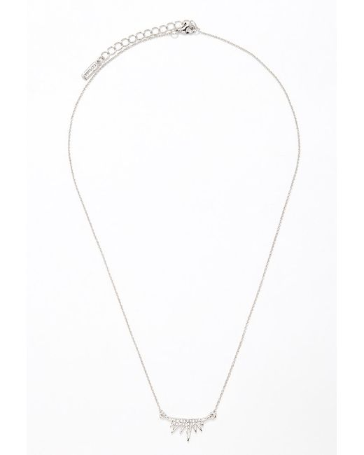 Forever 21 | Metallic Cc Skye The Lash Necklace | Lyst