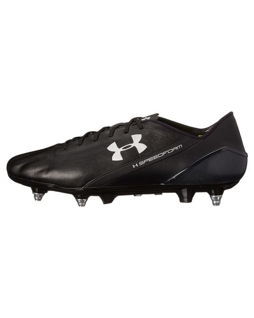 Under Armour | Black Ua Speedform™ Crm Hybrid Leather for Men | Lyst