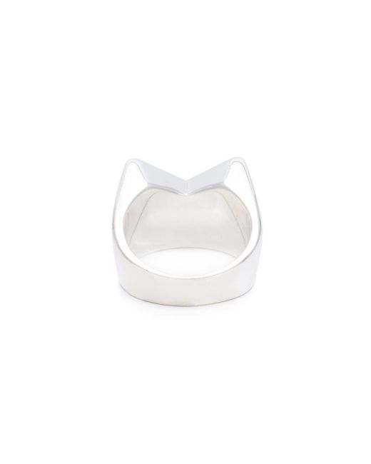 Y. Project | Metallic Y Shaped Ring for Men | Lyst