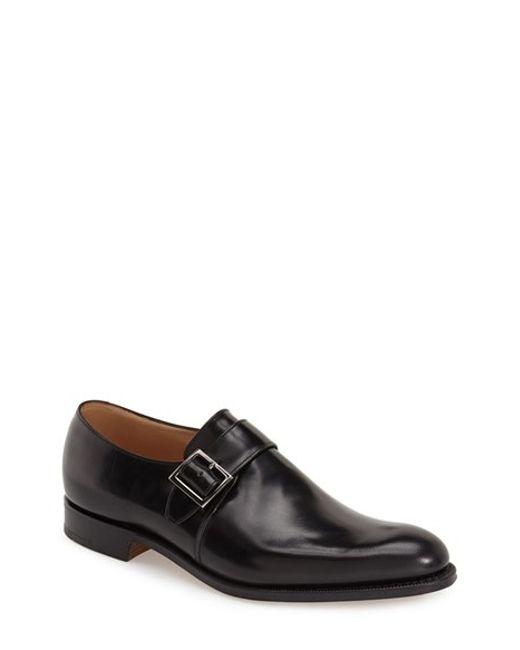Church S Ledstone Monk Shoe
