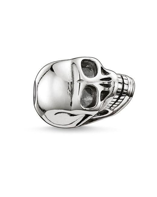 Thomas Sabo | Metallic Karma Bead Small Skull | Lyst