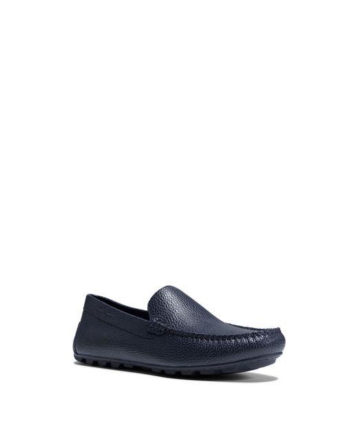 Michael Kors | Blue William Leather Loafer for Men | Lyst