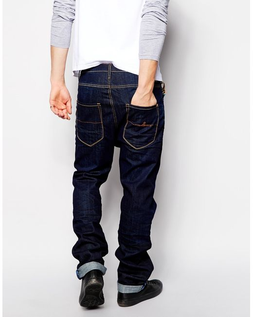Mens Jeans With Crotch Pouch