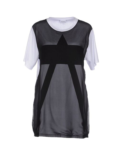Marcelo Burlon   Black T-shirt   Lyst