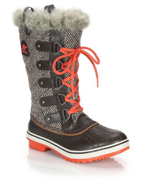 Sorel Tofino Herringbone Winter  Stiefel Damens;s   Winter Mount Mercy University 7b4260