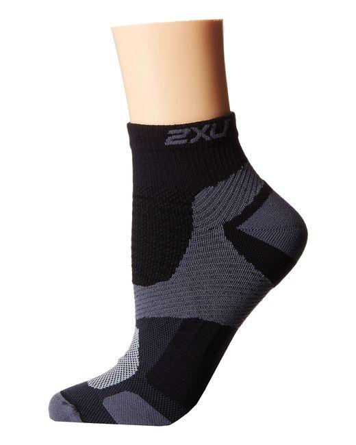 2XU | Black Long Range Vectr Sock | Lyst