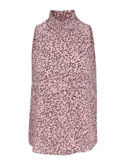 Dorothee Schumacher | Pink Sheer Chaos Blouse 1/1 | Lyst