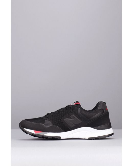 New Balance | Black Trainer for Men | Lyst