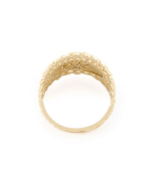 Wouters & Hendrix | Metallic Filigree Ring | Lyst