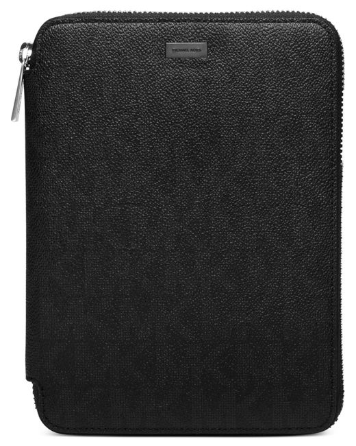 Michael Kors | Black Electronics Shadow Mini Ipad Case for Men | Lyst