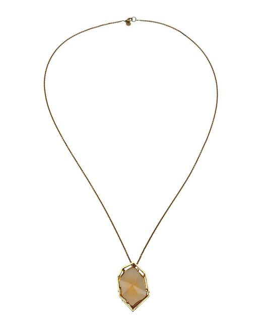 Alexis Bittar | Metallic Necklace | Lyst