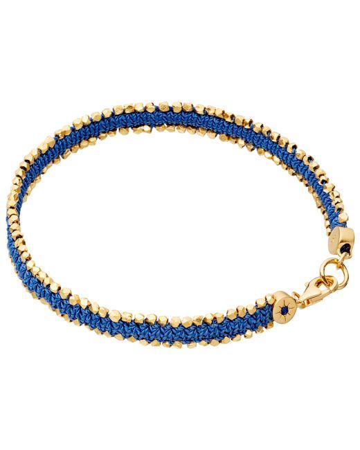 Astley Clarke | Metallic Woven Biography Bracelet | Lyst