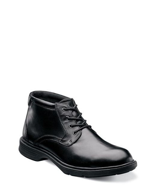 Florsheim | Black Hamilton Chukka Boot for Men | Lyst