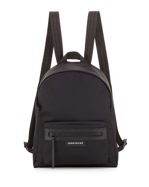 Longchamp Le Pliage Neo Small Backpack In Black Lyst