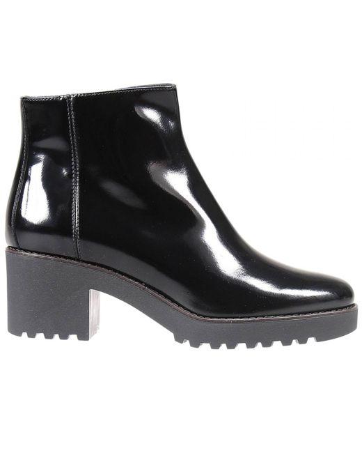 Hogan | Black Boots | Lyst