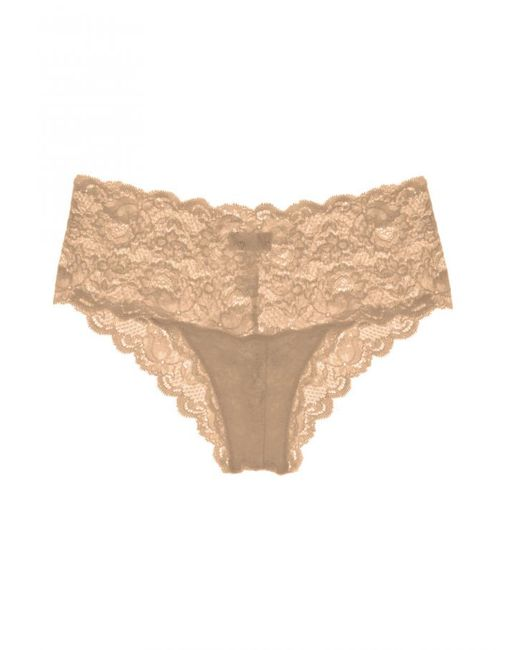 Cosabella | Multicolor Never Say Never Hottie™ Lace Hotpant | Lyst