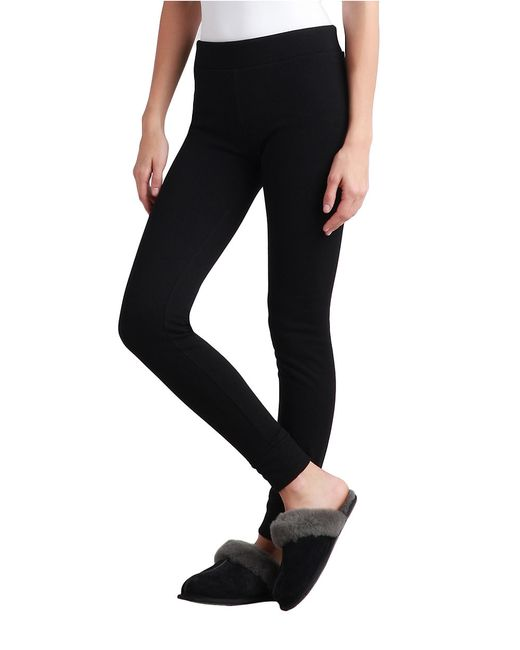 Ugg | Black Goldie Fitted Leggings | Lyst