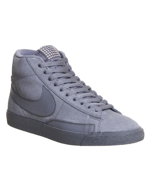 Nike Light Gray Black Swoosh Men Shoes