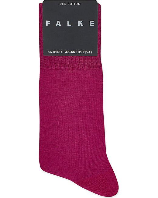 Falke   Pink Tiago Cotton-blend Socks for Men   Lyst