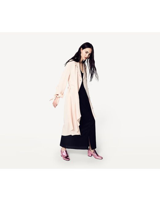 Fame & Partners | Pink The Reynolds Coat | Lyst