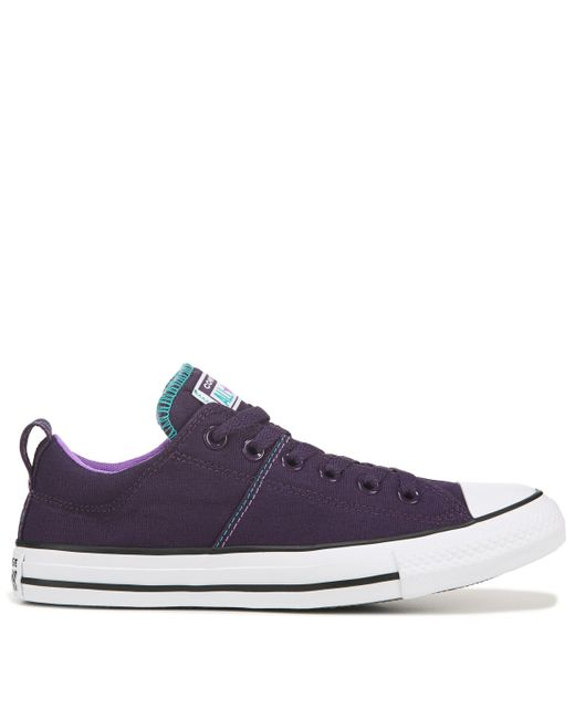 good selling new arrivals outlet store sale Women's Purple Chuck Taylor All Star Madison Low Top Sneakers