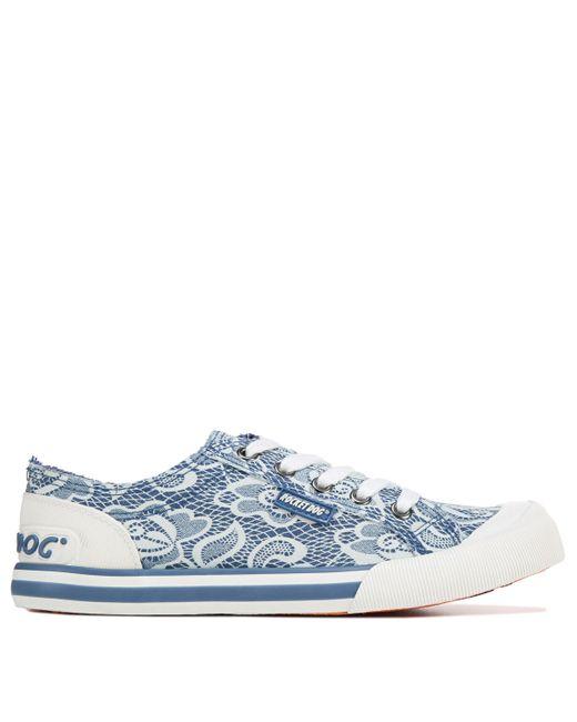 Rocket Dog Blue Jazzin Sneakers
