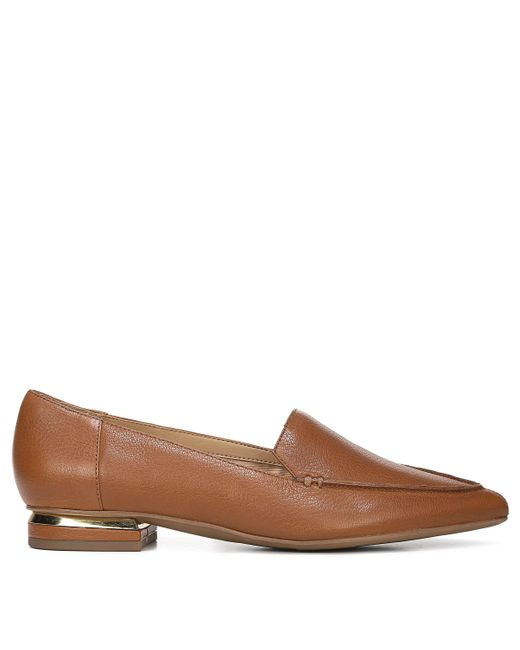 Franco Sarto Brown Starland Loafers
