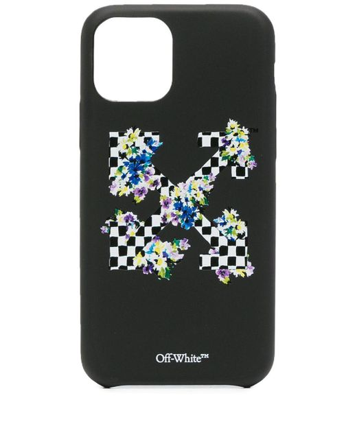 Off-White c/o Virgil Abloh ロゴ Iphone 11 Pro ケース Black