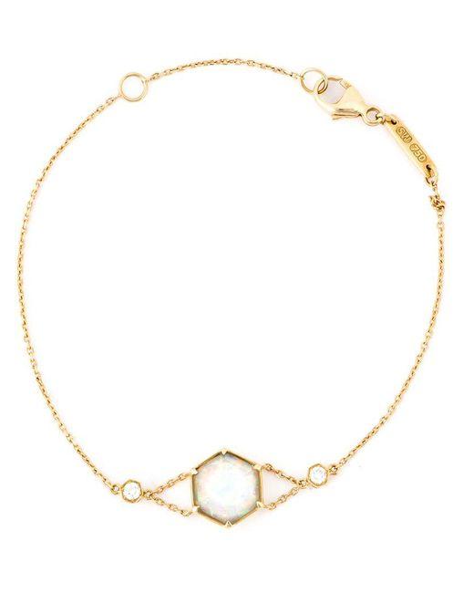 Stephen Webster - Metallic Faceted Quartz And Diamond Bracelet - Lyst