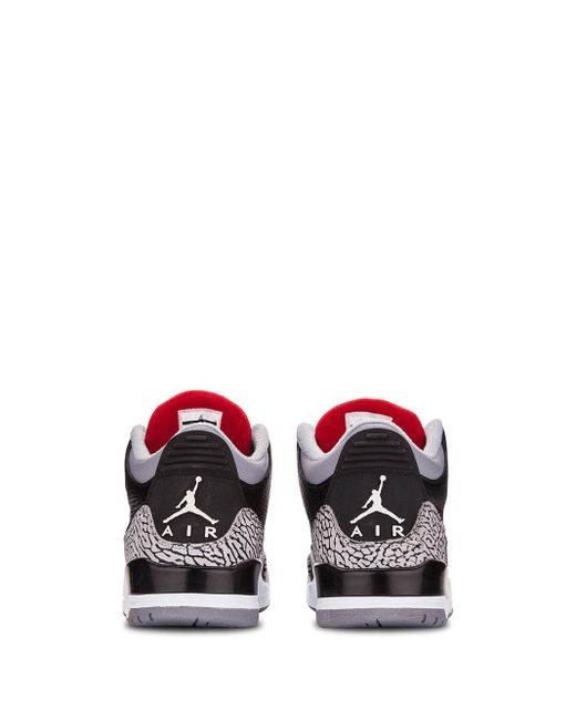 メンズ Nike Air 3 Retro Og スニーカー Black