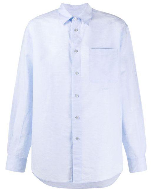 メンズ KENZO シャツ Blue