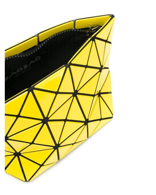 Глянцевый Клатч Prism Bao Bao Issey Miyake, цвет: Yellow