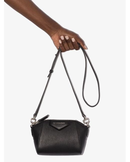 Мини-сумка Через Плечо Antigona Givenchy, цвет: Black