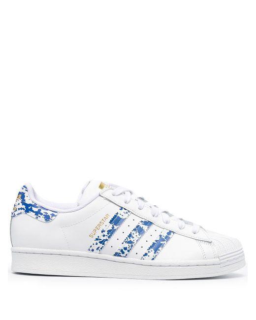 Baskets Superstar Adidas en coloris White