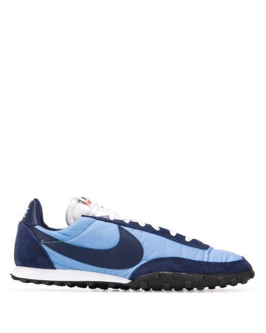 メンズ Nike Waffle Racer スニーカー Blue